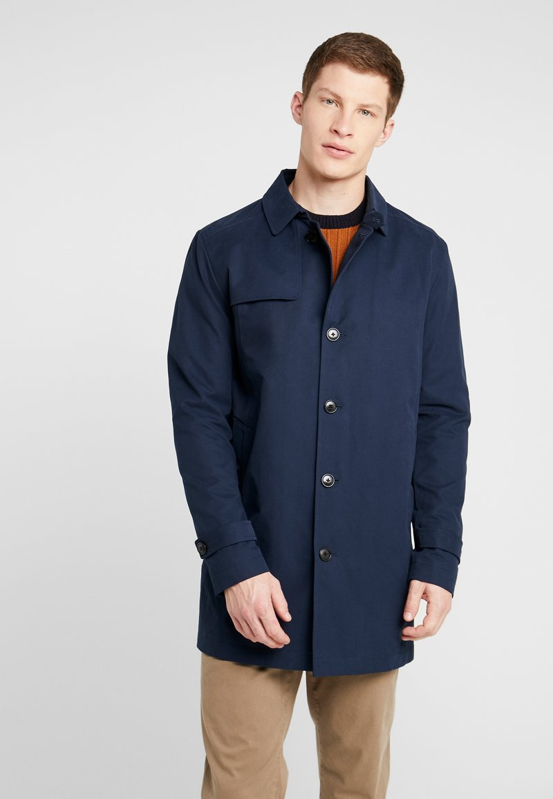 Selected Homme - SLHTIMES COAT  - Trench - dark sapphire