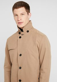 Selected Homme - SLHTIMES COAT  - Trenchcoat - sepia tint - 4
