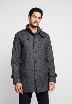 SLHCOVENT COAT - Zimní kabát - beluga