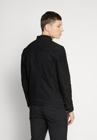 Selected Homme - CLASSIC JACKET  - Skinnjacka - black - 0