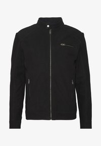Selected Homme - CLASSIC JACKET  - Skinnjacka - black - 3
