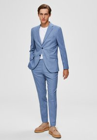 Selected Homme - Blazer - light blue - 1