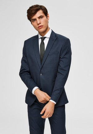 SLIM FIT - Veste de costume - dark blue