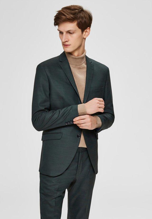 Blazer jacket - dark green