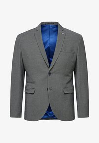 Selected Homme - Blazer - grey - 5