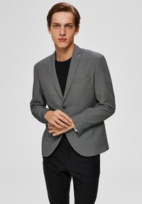 Selected Homme - Blazer - grey - 0