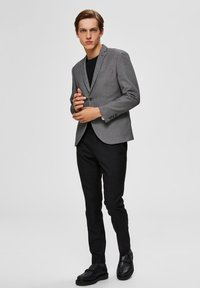 Selected Homme - Blazer - grey - 1