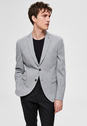 Sakko - light grey melange