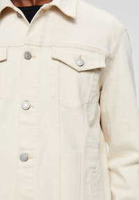 Selected Homme - Kurtka jeansowa - white denim