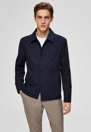 SELECTED HOMME BLAZER HYBRID STRETCH - Veste légère - navy blazer