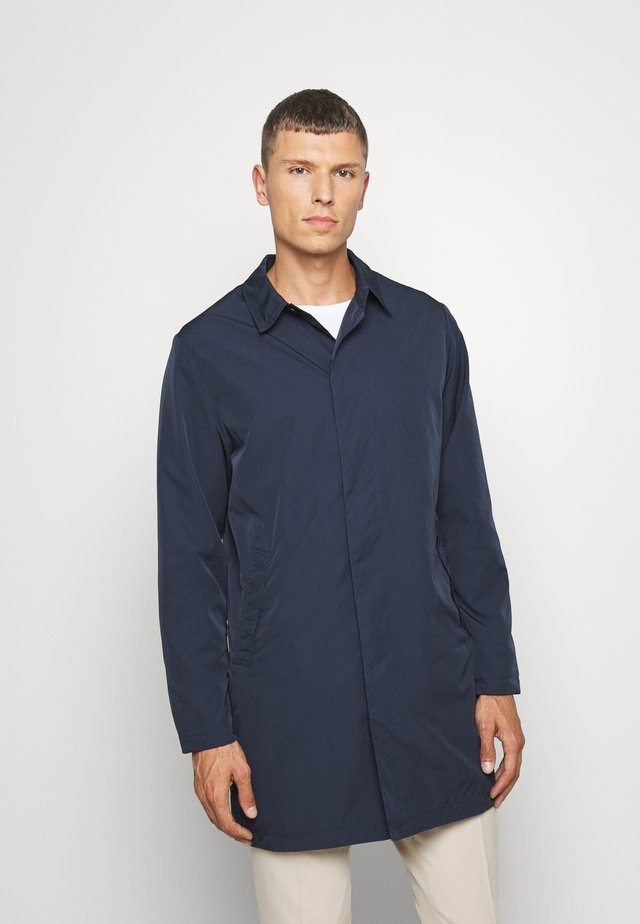 SLHFELIX COAT - Trench - navy blazer