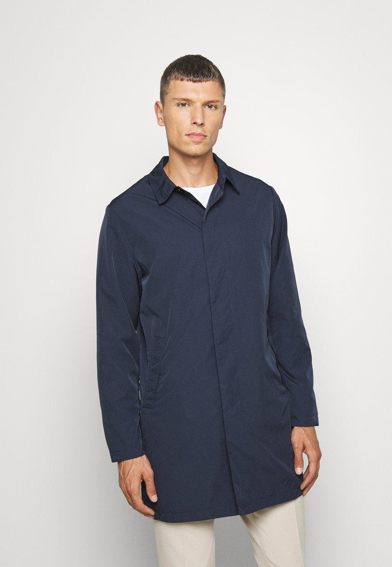 Selected Homme - SLHFELIX COAT - Cappotto corto - navy blazer