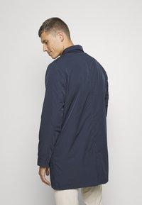 Selected Homme - SLHFELIX COAT - Cappotto corto - navy blazer - 2
