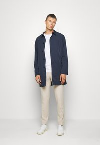 Selected Homme - SLHFELIX COAT - Cappotto corto - navy blazer - 1