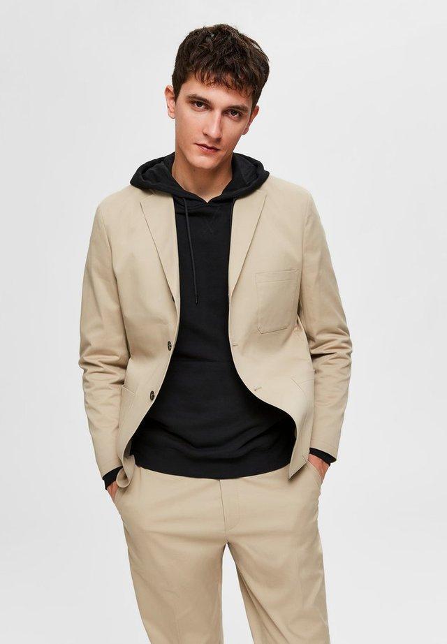 SLIM FIT - blazer - crockery