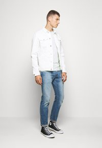 Selected Homme - SLHJEPPE - Denim jacket - white denim - 1