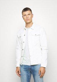 Selected Homme - SLHJEPPE - Denim jacket - white denim - 0