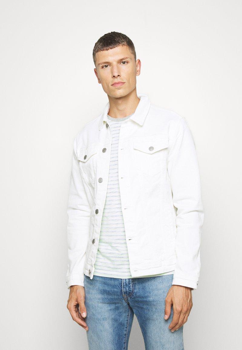 Selected Homme - SLHJEPPE - Denim jacket - white denim