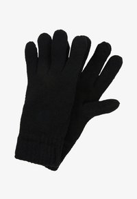 Selected Homme - SLHNEWWOOL GLOVE  - Rukavice - black - 0