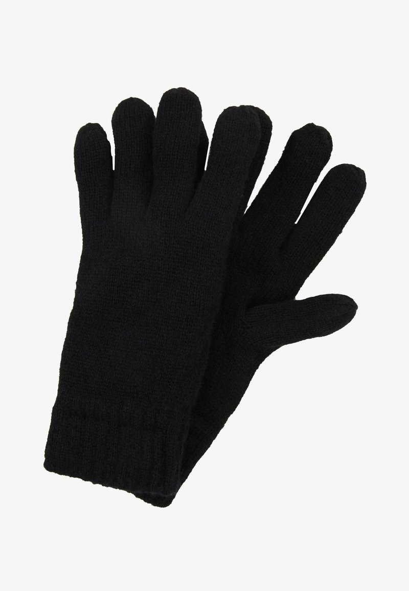 Selected Homme - SLHNEWWOOL GLOVE  - Rukavice - black