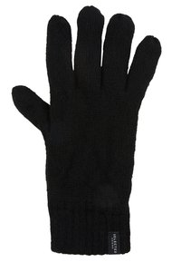 Selected Homme - SLHNEWWOOL GLOVE  - Rukavice - black - 1