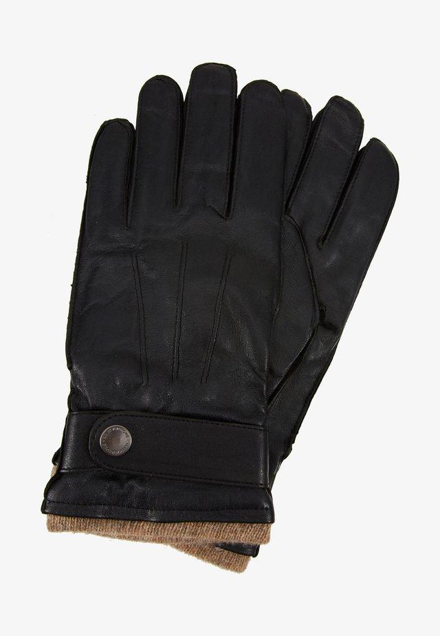 SLHTIM GLOVE - Gloves - black