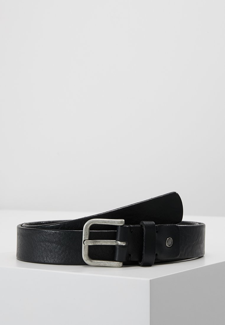 Selected Homme - SLHBASIC BELT - Gürtel - black