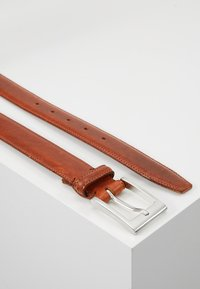 Selected Homme - SLHFILLIP FORMAL BELT - Pasek - cognac - 2