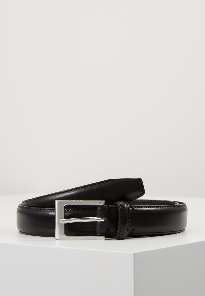 Selected Homme - SLHFILLIP FORMAL BELT - Pásek - black