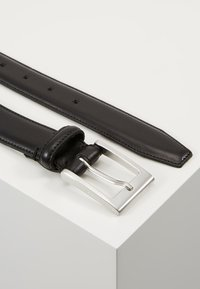 Selected Homme - SLHFILLIP FORMAL BELT - Pásek - black - 2