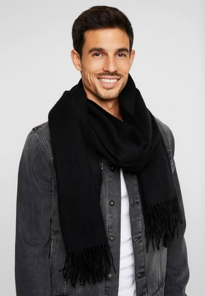 SLHTIME SCARF  - Scarf - black