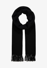 Selected Homme - SLHTIME SCARF  - Écharpe - black - 1
