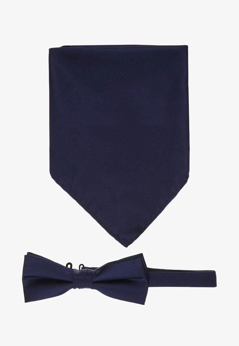 Selected Homme - Lommetørklæde - navy