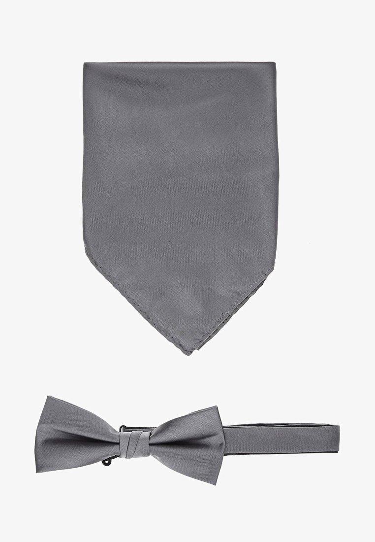 Selected Homme - Pocket square - mid grey melange