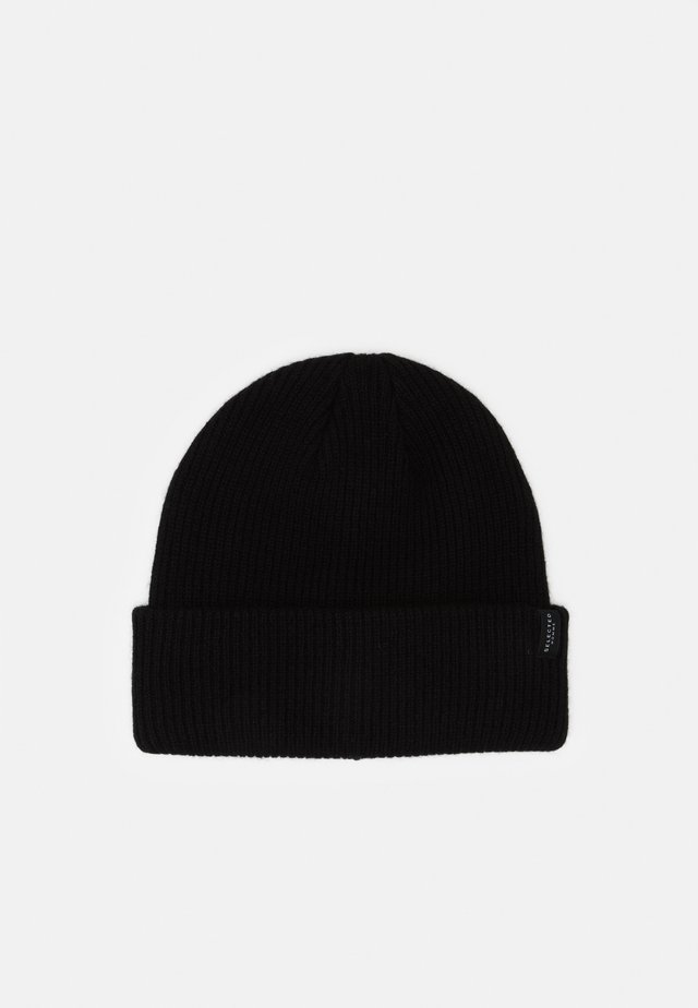 SLHCRAY BEANIE - Beanie - black