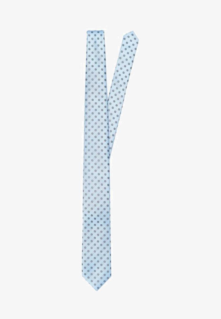 Selected Homme - SLHOLIVER TIE BOX - Tie - light blue
