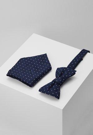 SLHHELMER TIE - Kapesník do obleku - dark sapphire