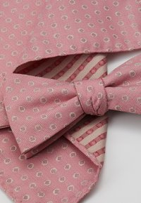 Selected Homme - SLHHAGEN BOWTIE BOX SET - Pochet - lobster bisque - 2