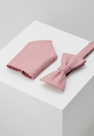 SLHHAGEN BOWTIE BOX SET - Pochet - lobster bisque