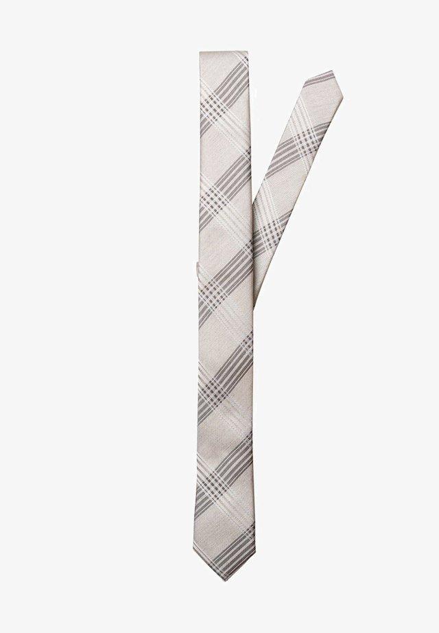 Cravate - sand