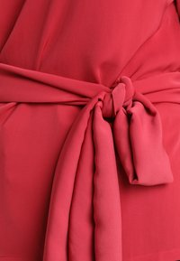 Second Script Curve - CHARLI PUFF SLEEVE WRAP - Bluser - red - 5