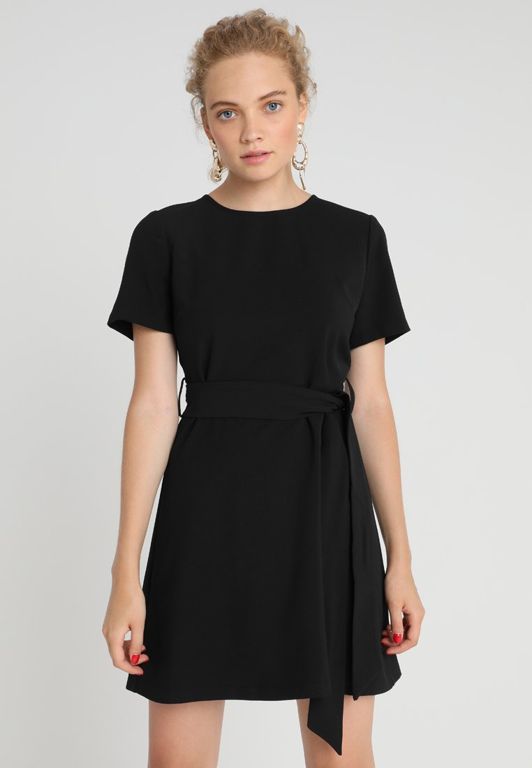 Second Script Petite - SLOANE DRESS - Sukienka letnia - black