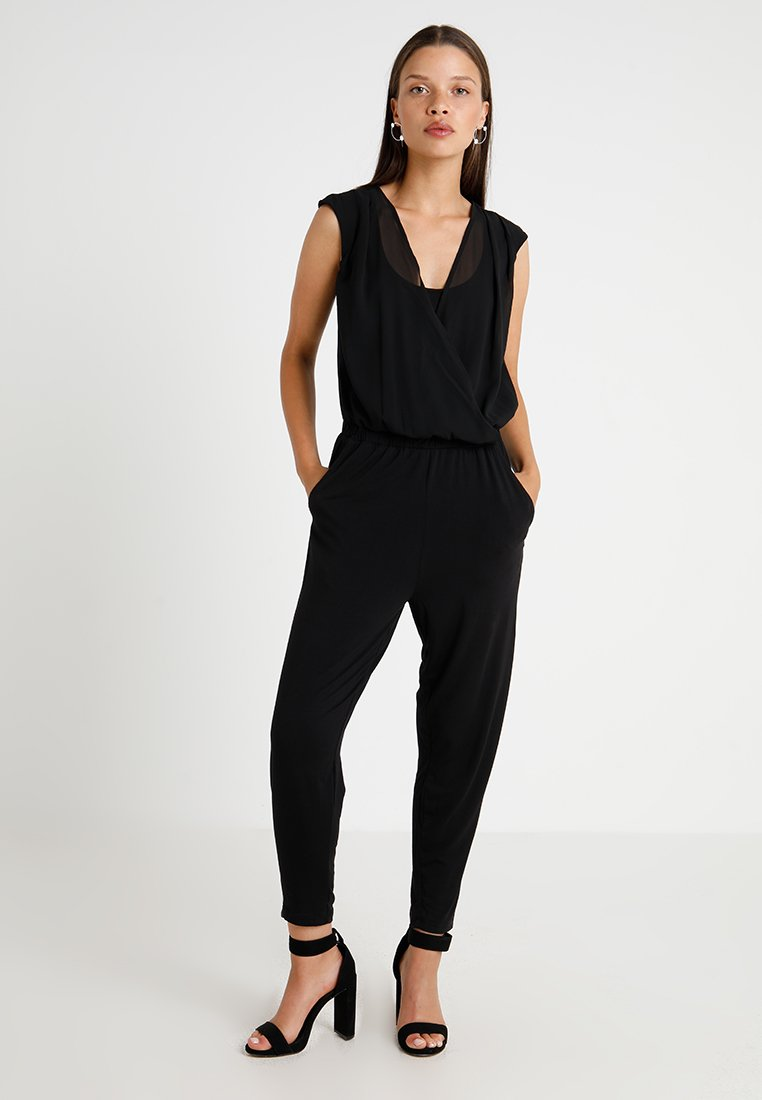 Second Script Petite - MIX  - Overall / Jumpsuit /Buksedragter - black