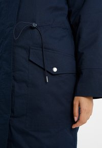 Second Script Petite - PERLA HOODED COAT - Parka - navy - 5