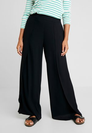 SLFUMA MPANT - Pantalon classique - black
