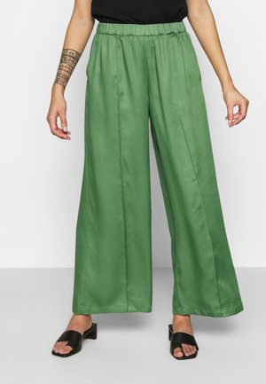 SLFTASIA PANT - Trousers - watercress