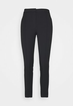 SLFILUE PINTUCK PANT - Pantaloni - black