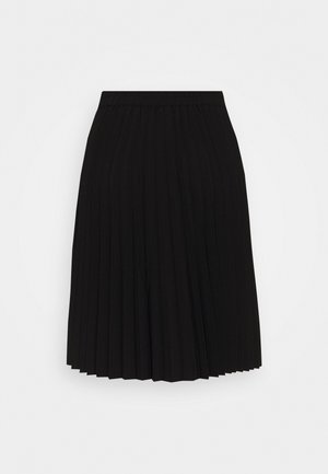 SLFALEXIS SHORT SKIRT - Gonna a campana - black