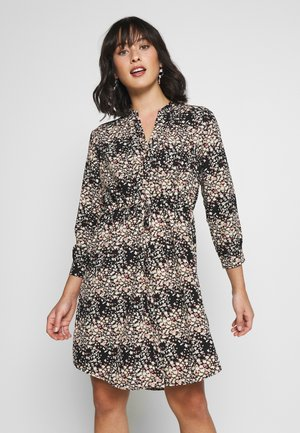 DAMINA DRESS  - Korte jurk - black