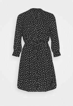 DAMINA DRESS  - Denní šaty - black